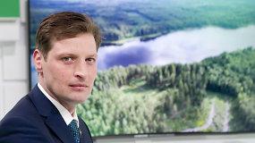 15min studijoje – paskirtas aplinkos ministras Kęstutis Mažeika