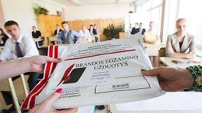 Po lietuvių kalbos ir literatūros egzamino – abiturientų įspūdžiai
