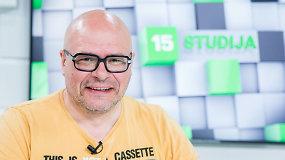"""""""LT United"""" narys A.Lukošius – apie """"Eurovizijos"""" nugalėtoją, išpuolį scenoje ir Ievos 12 vietą"""