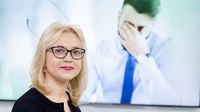 """""""Gydytojas pataria"""": pokalbis su oftalmologe D.Montvilaite – kokie įpročiai gadina regėjimą?"""