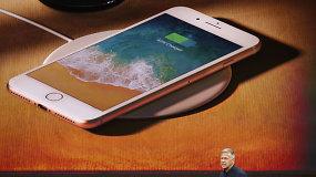 """""""Apple"""" pristatė naująjį """"iPhone"""" ir pagrindines jo savybes"""