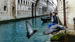 Trys dienos Venecijoje: pasivaikščiok po ją virtualiai