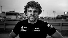 Benedikto Vanago komentaras apie 2022-ųjų Dakaro naujienas