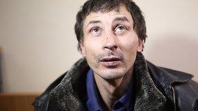 Įkalintas vaikžudys lakstė nuogas ir dantimis graužė kameros sienas