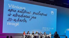 Vilniaus knygų mugė: faktai, užsienio svečiai ir rekomenduojami renginiai