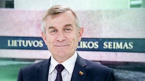 Iš Seimo pirmininko posto verčiamas V.Pranckietis: jeigu R.Karbauskis ves partiją į rinkimus, tai nekvepia geru