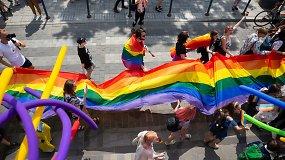"""""""Baltic Pride"""" 2019 eitynių akimirkos"""