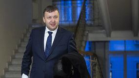 """Antanas Guoga apie pirmuosius prioritetus: """"Seime reikia visiems vaikus daryti"""""""