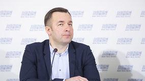 Politologas R.Vilpišauskas: rinkimuose pergalę iškovojo personalijos ir asmenybėmis grindžiama politika