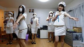 Dėl Šiaurės Korėjos iš proto einančios japonės įkūrė net muzikos grupę
