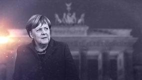 Angela Merkel: ES veidas lipa nuo scenos