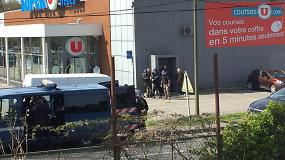 Drama Pietų Prancūzijoje: mažiausiai du žmonės žuvo