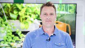 Kraštovaizdžio specialisto patarimai, ką auginti balkone: puikiai derės ir braškės