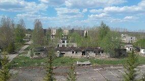 Ką pamatė lietuvis, apsilankęs Latvijos vaiduoklių Černobylyje?