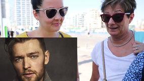 """Žaviausio """"Eurovizijos"""" dalyvio rinkimai Tel Avive: tarp favoritų – lietuvis ir šveicaras"""