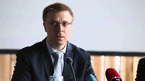 Paulius Motiejūnas apie Lietuvos čempionų finansinę situaciją