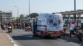 Išpuolis Tel Avive:  du žmonės subadyti mirtinai, dar vieno būklė sunki