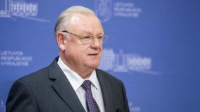 Vyriausybės kanclerio Algirdo Stončaičio komentaras dėl futbolo infrastruktūros Vilniuje
