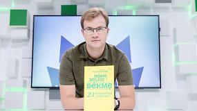 Pokalbis su mokytoju M.Karanausku, parašiusiu knygą: kaip pasirinkti tinkamą profesiją?