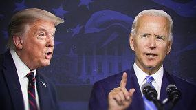 JAV prezidento rinkimų sistema: kokia ji ir kodėl gali apsisukti galva?