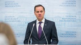 """V. Tomaševskis pavardžių neatskleidė: kandidatų į ministrus """"lenkai"""" turi pakankamai"""