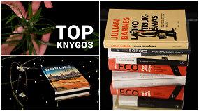 Kovo TOP 7: knygos ieškantiems atradimų