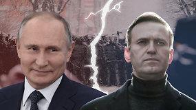 Ką apie A.Navalną sako Rusijos mokyklose ir kodėl jis palaiko Krymo aneksiją?