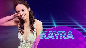 Alter(Eurovizija): atlikėjai KaYrai pritrūko švedų originalumo – įvertino šešetu