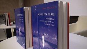 """Knygą """"Nugenėta pušis"""" pristačiusi N.Putinaitė: Krašto apsaugos ministras padėjo ją reklamuoti"""