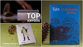 Vasario mėnesio knygų TOP 7