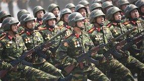 Šiaurės Korėjos gatvės per minutę: kaip gyvena uždariausios pasaulio valstybės gyventojai?