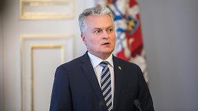 Prezidento G.Nausėdos komentarai po Europos Vadovų Tarybos susitikimo