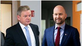 Komentarai po Lietuvos automobilių kelių direkcijos vadovo V.Andrejevo atleidimo