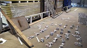 Muitinės pareigūnai nebespėja skaičiuoti sulaikytų cigarečių: Raigarde vėl sulaikyta stambi rūkalų kontrabanda
