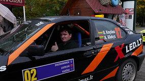 """""""Rally Classic"""" Druskininkai penktadienio spaudos konferencija"""