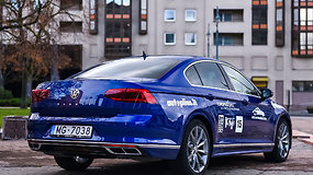 """Renkame """"Tautos automobilį 2020"""" : Volkswagen Passat"""