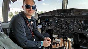 Dakar(sk)o dienoraštis: Dakaro avialinijomis skraido Lietuvos pilotai