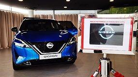 """Trečios kartos krosoverio """"Nissan Qashqai"""" premjera: didesnis, prabangesnis, bet ir brangesnis"""