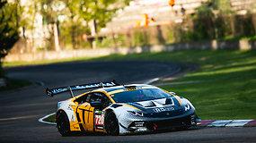 """BEC 6h kvalifikacijos nugalėtoja – Šiauliai RD Signs komandos """"Lamborghini"""""""
