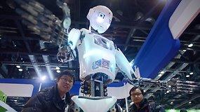 Pekino pasaulinė robotų paroda
