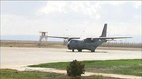 Turkija perduoda Maskvai žuvusio rusų piloto palaikus