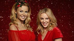 Atspėkite: kuri Kylie Minogue tikra?