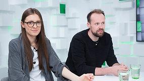 I.Zasimauskaitė ir V.Bikus: apie eurovizinę kelionę, išgyvenimus ir ateities planus