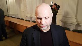 "Gedvydas Vainauskas: ""Man gėda dėl Lietuvos prokurorų"""