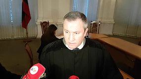 """Prokuroras Gedgaudas Norkūnas: """"Šie asmenys už kyšius susitarė paveikti valstybės tarnautojus"""""""