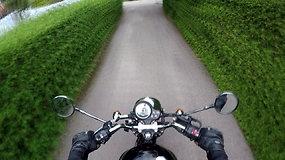 Saugus motociklo vairavimas: svarbiausi dalykai, kurių reikia nepamiršti