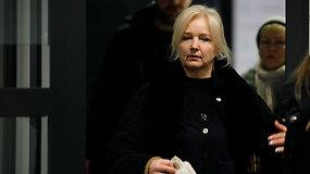 """Ramutė Daktarienė: """"Mano vyrui teisės aktai negalioja"""""""