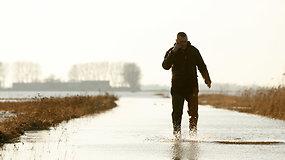 Pamario kraštą skandina potvyniai
