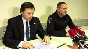 Kauno rajone nušautas vyras, sulaikyti du įtariamieji