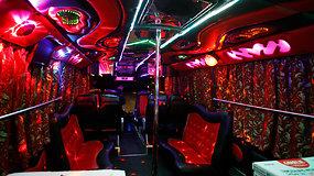Išdavė, ką vakarėlių autobuse veikė Ballai, kol vyko į Birštoną